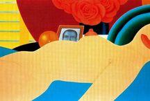 Tom Wesselmann Paintings