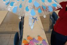 Water drop craft ideas