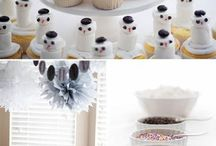 Winter themed parties