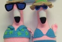 Crochet Fun / Stuffed animals, toys, etc. / by Sherry Conrad