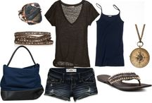outfits I like / by Melissa Lindgren