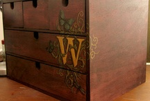 Decorating Furnishings / Pieces of furniture that I love the design, style, or use for