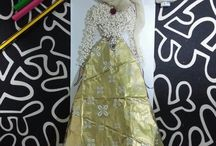 My Fashion sketches / My creative experiments with fashion design. Specializes in hijab fashion