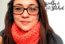 Woolly & Stitched tutorials / Find crochet, knitting and loomknitting patterns and inspiration for your projects.