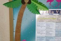 Tropical Music Room Decor Ideas