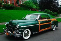 Chrysler / A collection of various Chrysler automobiles.