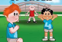 Kinderboekenweek 2013 – Sport en spel / kinderboeken over sport