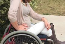 Wheelchair fashion