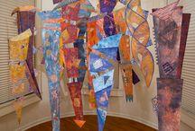 Art Class Inspiration / by Holly V