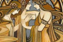 BC Greek Mythology / by Myrth