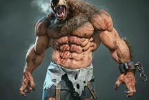 Beast VVarrior
