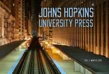 Treat Yo' Shelf / Everything new and exciting from America's Oldest University Press. Drop in to see what we've got cookin'! / by Johns Hopkins University Press