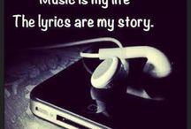 Music / by Tikina Mays