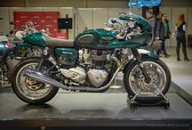 Фото мотоциклов / Photos from exhibitions and festivals. Фото с выстовок, фестивалей.