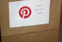 Pinterest party / by Sarah Deeks
