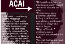Acai Berry Recipes