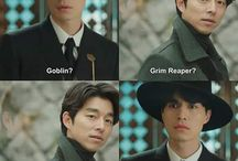 Goblin: The Lonely and Great God (도깨비)