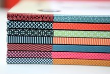 Decorating notebooks