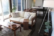 BIGJOY Walnut coordinate collection / ウォールナット無垢材の家具を中心としたコーディネート実例を集めました!インテリアショップBIGJOYが手掛けたコーディネート実例です