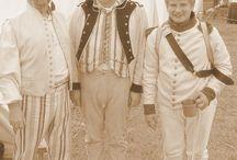Královská uniforma / Královská Francouzská armáda a uniforma