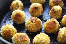 Some A Spicy Meat Ball! / All kinds of meat ball hors d'oeurves