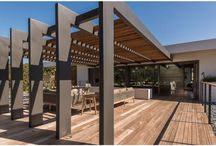Pergolas and Louvers