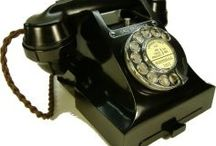 Antique/Vintage Phones / British Antique Bakelite Telephones and Vintage Retro telephones. Mostly restored Old BT Telephones.