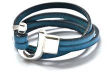 Bracelet cuir et simili