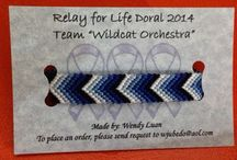 my sister's relay for life blog