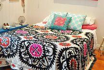 Bedspreads / by Sara Yzaguirre