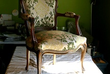 Upholstery and Refinishing