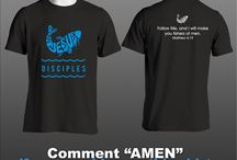 Team Jesus Shirts / For people who are followers of Jesus! Click Here to Purchase => http://discipletee.com/store