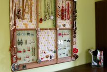 Jewelry Display Ideas / by MariRu Design Studio