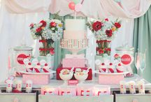::party:: pastel theme / by tenthousandthspoon ||| Jaclyn