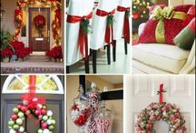 Christmas Decorations / Christmas decoration ideas for the holidays for home. Find pins of trees, ornaments and more. Crafts and traditional stuff too. Shop gifts at our site www.toocutestore.com #christmas #decorations #holidays