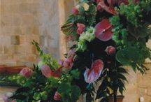 Weddings / Flower decorations for Churches anq bouquets.