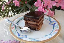 ricette dolci- torte