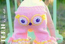 Crochet Pants, Shorts, & Skirt Patterns