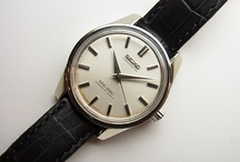 vintage japanese watch / by Watch Cti