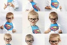 Super hero ideaa / by Shannon Powell