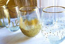 D.I.Y Glassware
