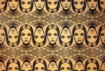 patterns / by Marie Andertjon