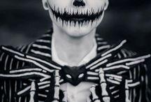 Makeup costume