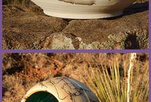 Horseshair Pottery and Horseart - Horse Hair Raku / Horsehair pottery, Art