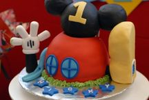 Mickey Birthday Inspiration / Mickey Minnie Mouse Birthday Party Inspiration  / by Christy of Itsy Belle