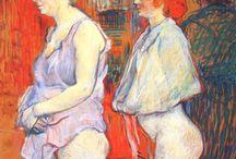 Henri de Toulouse-Lautrec (1864-1901) / Art from France.