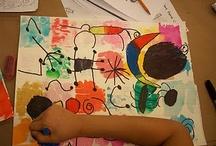 artists & school / by Alessandra Sette