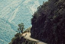 Bolivia Road of Death