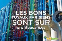 Pour un week-end Parisien / Location d'appartements pour un court ou long week end  Parisien