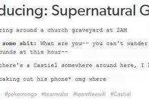 anything supernatural
